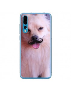 Coque Huawei P20 Pro Clyde Chien Movember Moustache - Bertrand Carriere