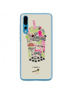 Coque Huawei P20 Pro Bubble Fever Original Flavour Beige - Bubble Fever