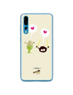Coque Huawei P20 Pro Oeuf a la Coque Bubble Fever - Bubble Fever