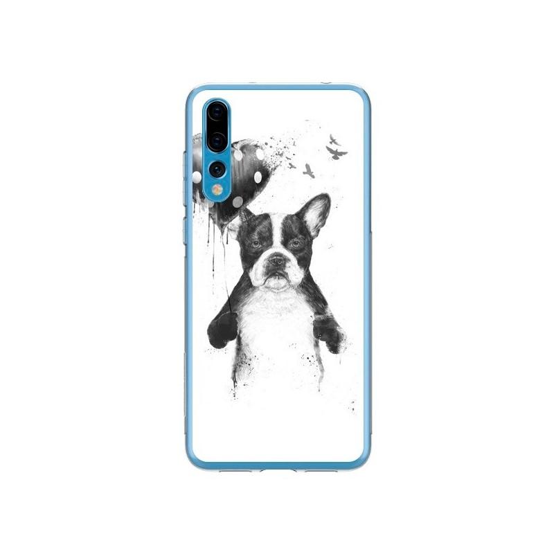 Coque Huawei P20 Pro Lover Bulldog...