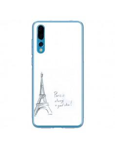 Coque Huawei P20 Pro Paris is always a good idea - Léa Clément