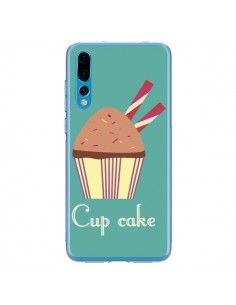 Coque Huawei P20 Pro Cupcake Chocolat - Léa Clément