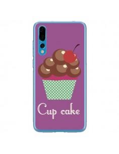 Coque Huawei P20 Pro Cupcake Cerise Chocolat - Léa Clément