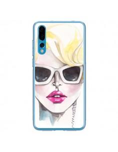 Coque Huawei P20 Pro Blonde Chic - Elisaveta Stoilova