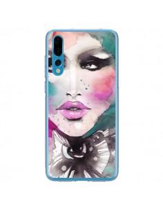Coque Huawei P20 Pro Love Color Femme - Elisaveta Stoilova