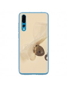 Coque Huawei P20 Pro Key to my heart Clef Amour - Irene Sneddon