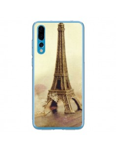 Coque Huawei P20 Pro Tour Eiffel Vintage - Irene Sneddon