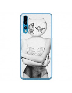 Coque Huawei P20 Pro Femme Poissons - Jenny Liz Rome