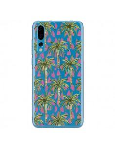 Coque Huawei P20 Pro Palmier Palmtree Transparente - Dricia Do