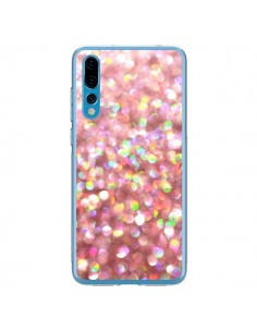 Coque Huawei P20 Pro Paillettes Pinkalicious - Lisa Argyropoulos