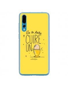 Coque Huawei P20 Pro Va te faire cuir un oeuf jaune - Leellouebrigitte