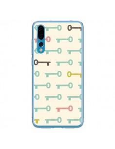 Coque Huawei P20 Pro Clefs Keys - Leandro Pita