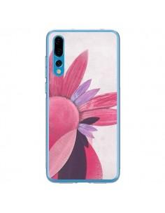 Coque Huawei P20 Pro Flowers Fleurs Roses - Lassana