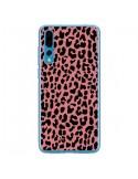 Coque Huawei P20 Pro Leopard Corail Neon - Mary Nesrala
