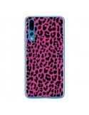 Coque Huawei P20 Pro Leopard Rose Pink Neon - Mary Nesrala