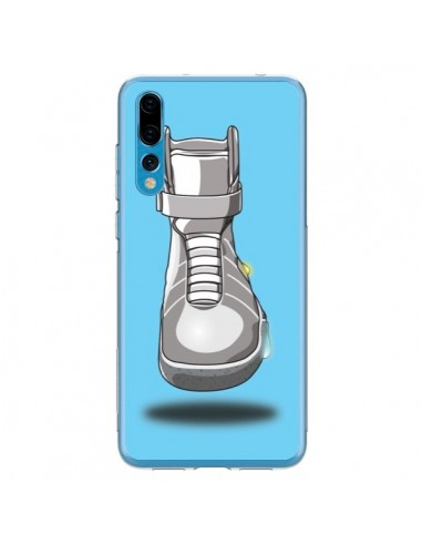Coque Huawei P20 Pro Back to the future Chaussures - Mikadololo