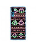 Coque Huawei P20 Pro Black Aylen Azteque - Monica Martinez