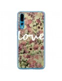 Coque Huawei P20 Pro Love Blanc Flower - Monica Martinez