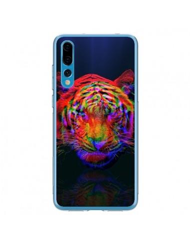 Coque Huawei P20 Pro Tigre Beautiful Aberration - Maximilian San
