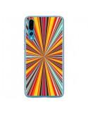 Coque Huawei P20 Pro Horizon Bandes Multicolores - Maximilian San