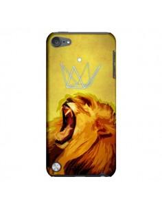 Coque Lion Spirit pour iPod Touch 5 - Jonathan Perez