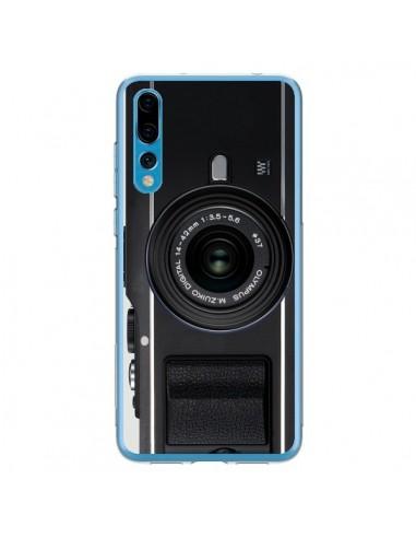 Coque Huawei P20 Pro Old Camera Appareil Photo Vintage - Maximilian San