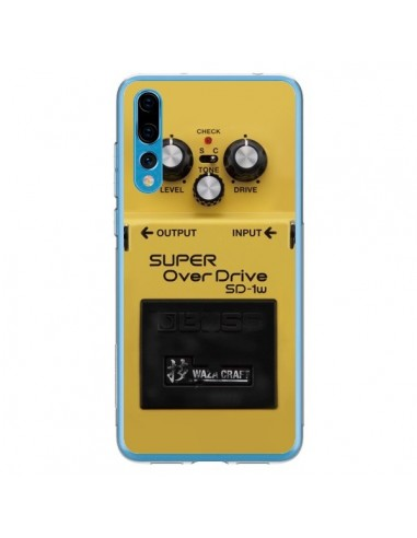 Coque Huawei P20 Pro Super OverDrive Radio Son - Maximilian San