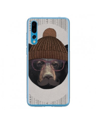 Coque Huawei P20 Pro Gustav l'Ours - Borg