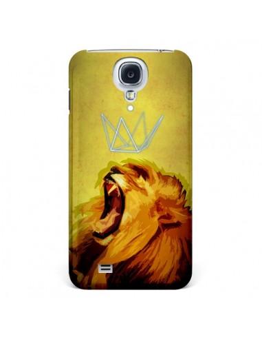 Coque Lion Spirit pour Galaxy S4 - Jonathan Perez