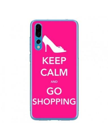 Coque Huawei P20 Pro Keep Calm and Go Shopping - Nico