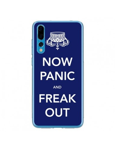 Coque Huawei P20 Pro Now Panic and Freak Out - Nico