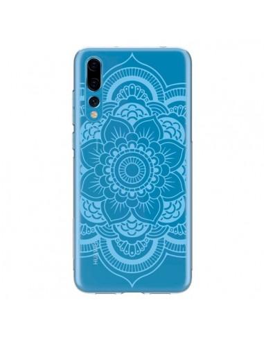 Coque Huawei P20 Pro Mandala Bleu...