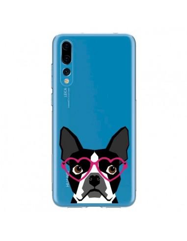 Coque Huawei P20 Pro Boston Terrier...