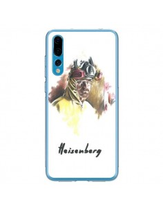 Coque Huawei P20 Pro Walter White Heisenberg Breaking Bad - Percy
