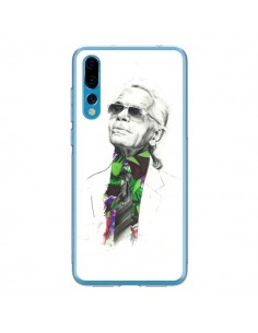 Coque Huawei P20 Pro Karl Lagerfeld Fashion Mode Designer - Percy