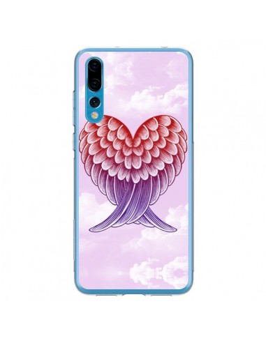 Coque Huawei P20 Pro Ailes d'ange Amour - Rachel Caldwell