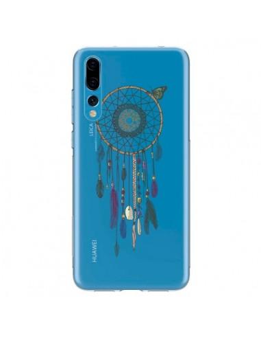 Coque Huawei P20 Pro Attrape-rêves Lakota Transparente - Rachel Caldwell
