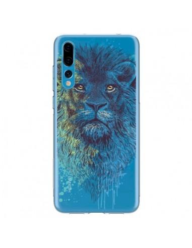 Coque Huawei P20 Pro Roi Lion King Transparente - Rachel Caldwell