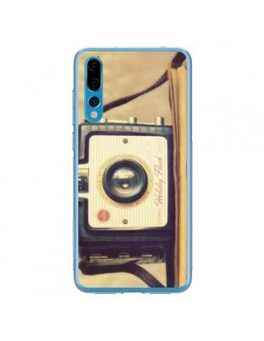 Coque Huawei P20 Pro Appareil Photos Vintage Smile - R Delean