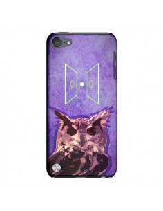 Coque Chouette Owl Spirit pour iPod Touch 5 - Jonathan Perez