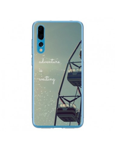 Coque Huawei P20 Pro Adventure is waiting Fête Forraine - R Delean
