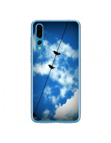 Coque Huawei P20 Pro Oiseau Birds - R Delean