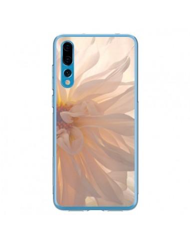 Coque Huawei P20 Pro Fleurs Rose - R Delean