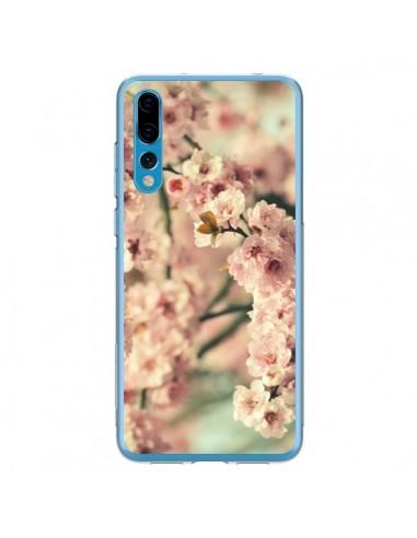 Coque Huawei P20 Pro Fleurs Summer - R Delean