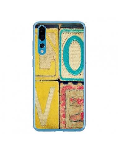 Coque Huawei P20 Pro Love Amour Jeu - R Delean
