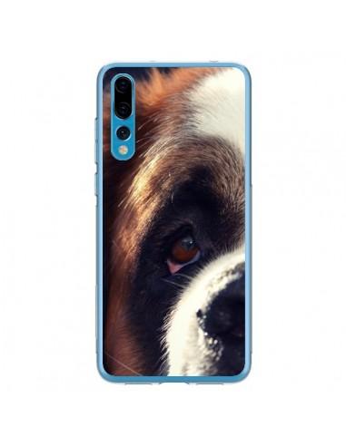 Coque Huawei P20 Pro Saint Bernard Chien Dog - R Delean