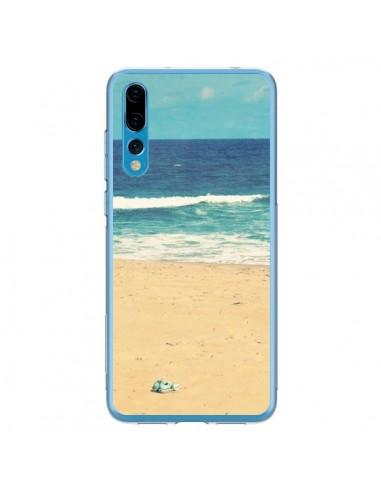 Coque Huawei P20 Pro Mer Ocean Sable Plage Paysage - R Delean