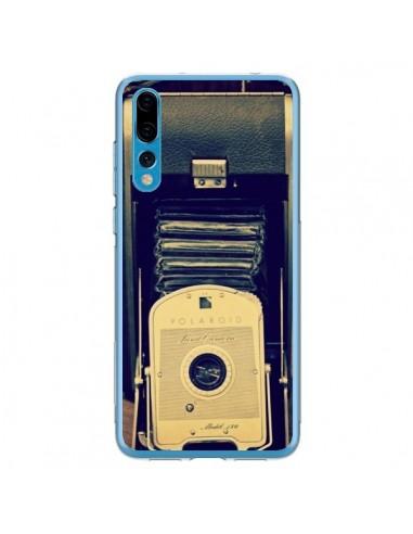 Coque Huawei P20 Pro Appareil Photo Vintage Polaroid Boite - R Delean