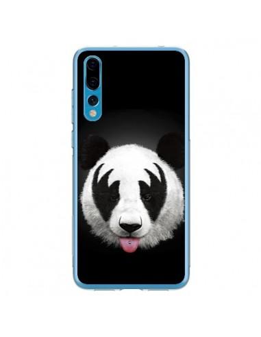 Coque Huawei P20 Pro Kiss of a Panda - Robert Farkas
