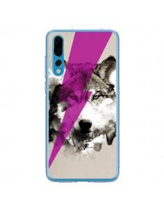 Coque Huawei P20 Pro Wolf Rocks - Robert Farkas
